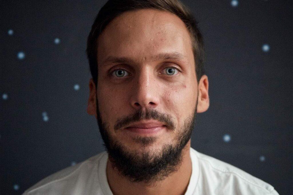 Photo du CEO de la startup Comet_Formation Startup
