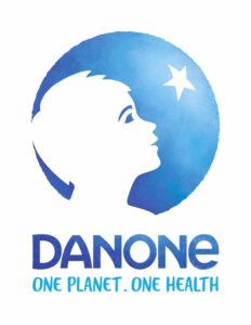 Image du logo de danone