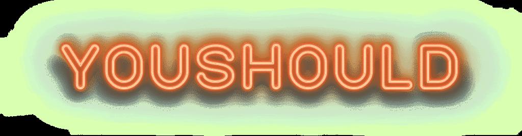 Image du logo de Youshould 2