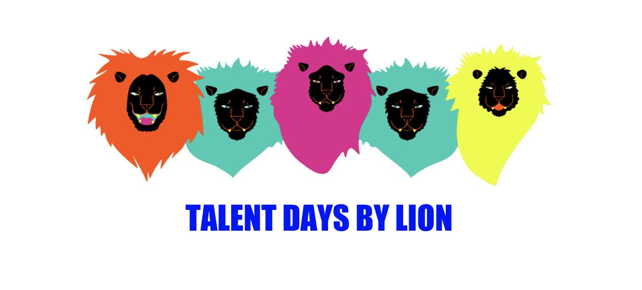 Pictogramme avec plusieurs Lions