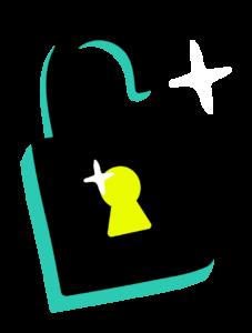image formation data cadenas ouvert